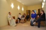 Įstaigoje laikomos moterys dalyvavo Šv. Mišiose