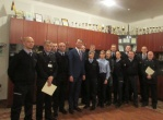 Šiaulių tardymo izoliatoriaus pareigūnams įteiktos premijos