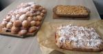 Nacionalinė vyrų diena paminėta pyrago kepimo varžybomis