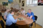 Suimtieji laimėjo šaškių turnyrą
