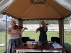 Savaitgalio renginius užbaigė muzikiniai garsai