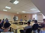 Prevenciniai užsiėmimai Klaipėdos regiono skyriaus registre esantiems jaunuoliams