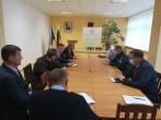 Susitikimas su Kauno VPK Kaišiadorių rajono policijos komisariato viršininku