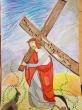 """Šv. Velykų šventę vainikavo konkurso """"Kristaus žaizdomis išgydyti esame"""" baigiamasis renginys"""