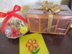 Vaikų Velykėlių proga – nuteistųjų dovanos Pravieniškių vaikų dienos centrui