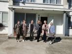 Probacijos pareigūnai lankėsi Vėliučionių vaikų socializacijos centre